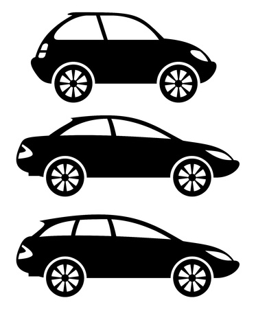 Vector  Cars   Stock Vector - 21633973