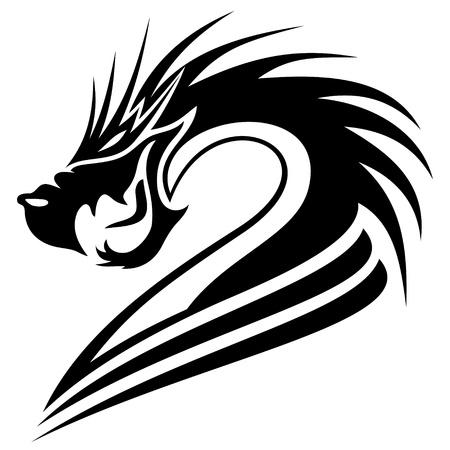 Dragon   向量圖像