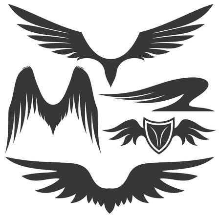 wings tattoo: Wings