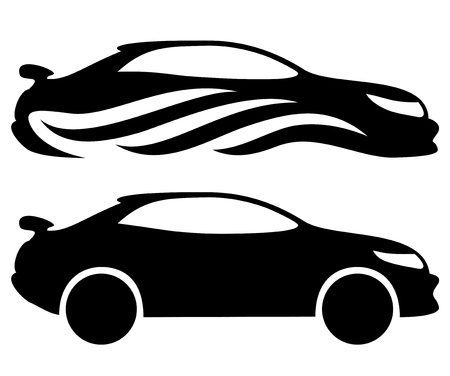 icons  Car Stock Vector - 21670546
