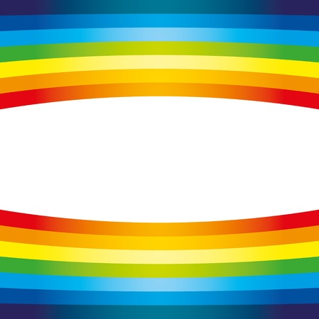 background  Rainbow   Vector