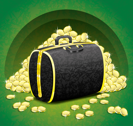 carryall: Money bag