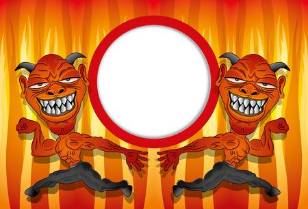 Demons  Vector