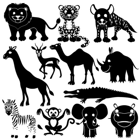 Animal signs  Vector