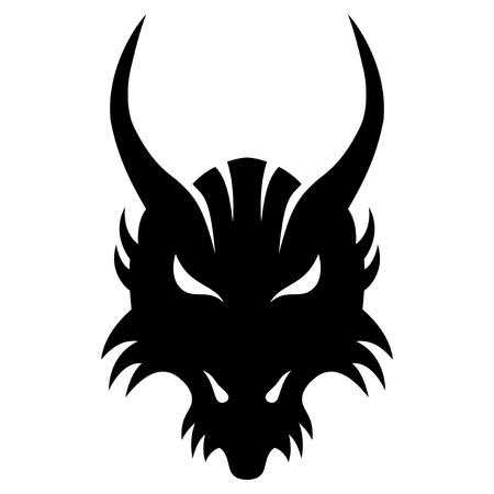 satanas: Dragón Vectores