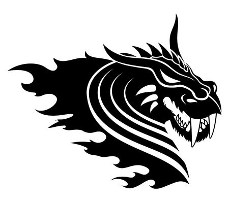 tatouage dragon: Dragon