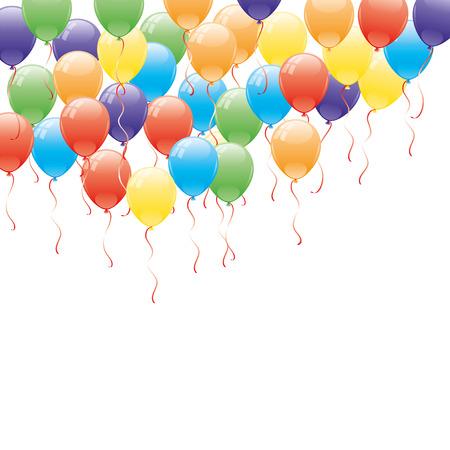 Balloons  向量圖像
