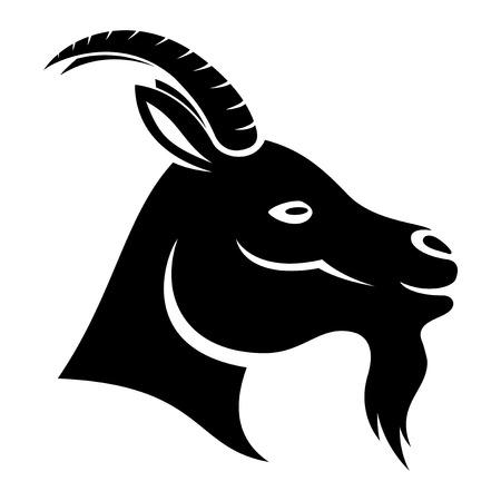 goat head: Goat