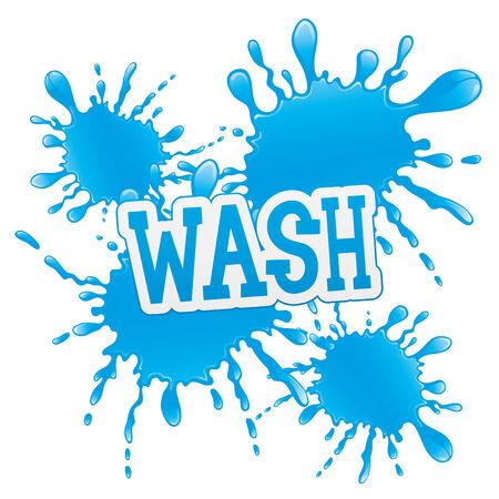 wash: Wash  Illustration