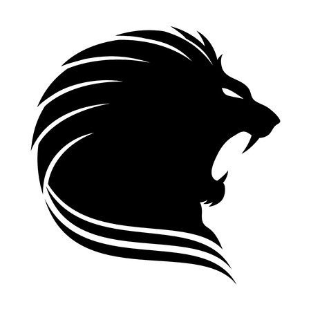 Lion sign  Vector