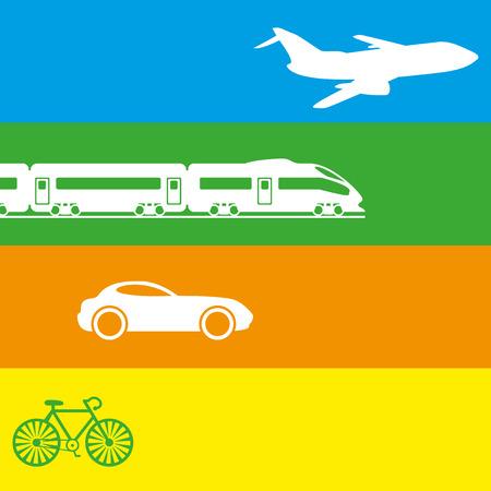 Transportation  Vector