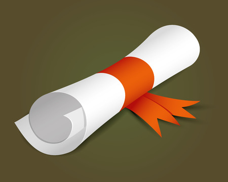 scroll: Scroll  Illustration