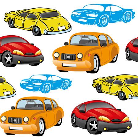 Cars. Vector