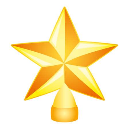 star: Star. Illustration