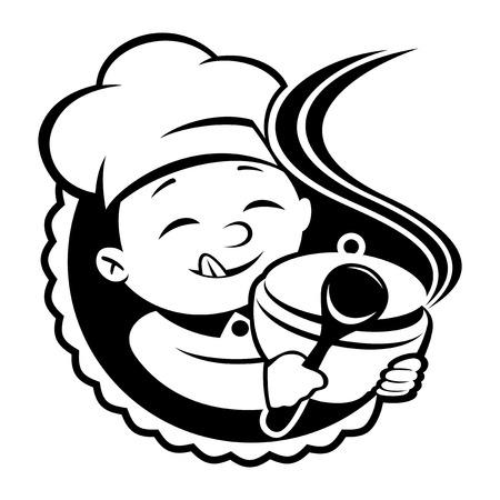 smack: Cook.