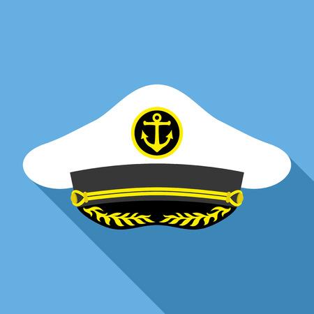 seaman: Captain. Illustration
