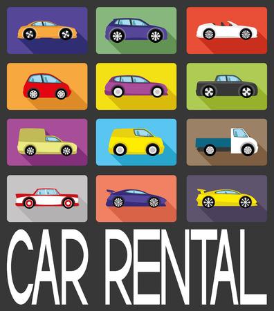 car: Car rental.
