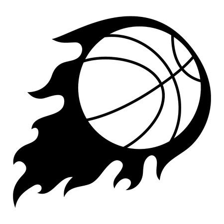Basketball. 向量圖像