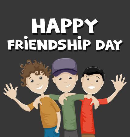 amicizia: Happy Day amicizia.
