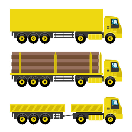 refrigerated: Trucks.