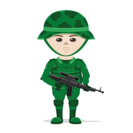 soldado: Soldado.