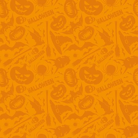 halloween pattern: halloween pattern