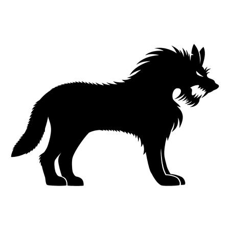 loup garou: Loup-garou.