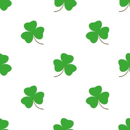 clover backdrop: Clover leaf.