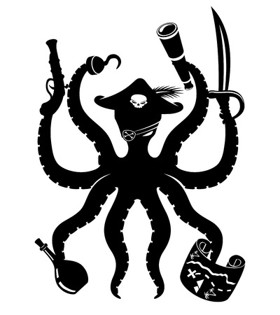 Pirate octopus.