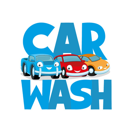 wash machine: Car wash.