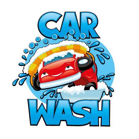 wash: Car wash.
