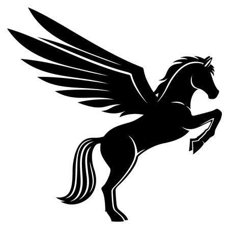 Zeichen von Pegasus. Standard-Bild - 84720108