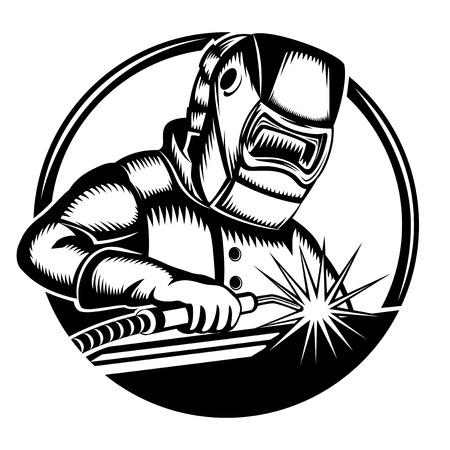 Welder Logo Cliparts Stock Vector And Royalty Free Welder Logo Illustrations