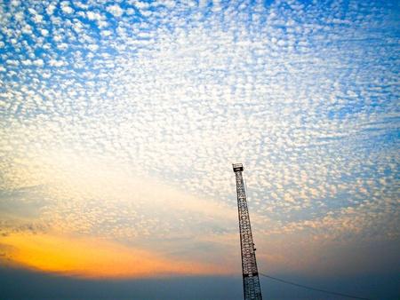 altocumulus: Altocumulus Cloud