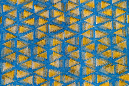 Vintage Fabric Material Surface Texture with Patterns
