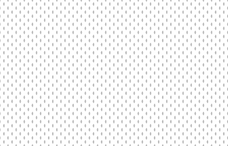 Athletic fabric texture. Football shirt cloth, textured sport fabrics or sports textile, nylon jersey seamless athletic material structure. polyester hockey check netting vector pattern 免版税图像