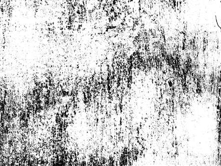 grunge texture. Scratched grungy effect ancient border, dust distress grainy surface textured wall wallpaper dirty dark sketches, aged damaged material messy stains rough background vector template