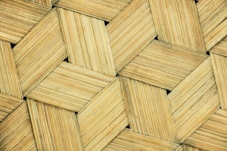 woven: Bamboo pattern for back ground