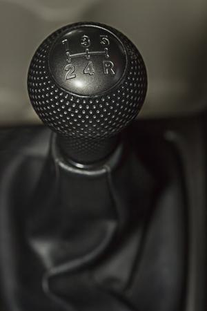 palanca: Palanca de la caja de cambios del coche; Enfoque suave transmisión manual