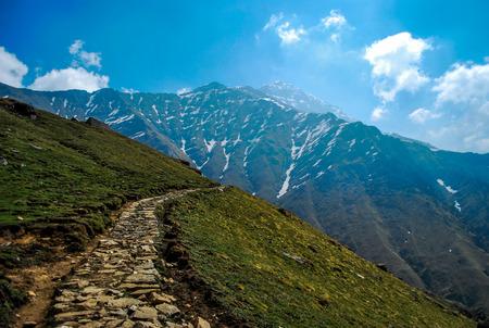 Himalayan path