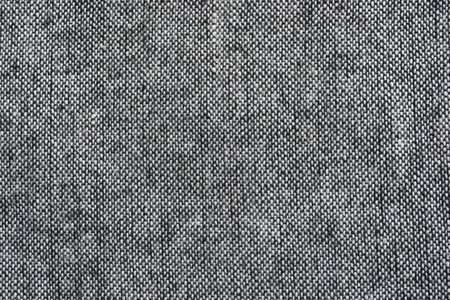 Monochrome classic tweed texture closeup photo