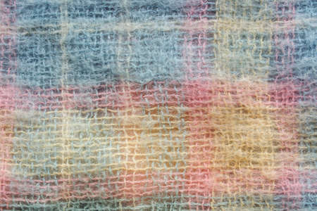 mohair: Knitted mohair pastel colors texture