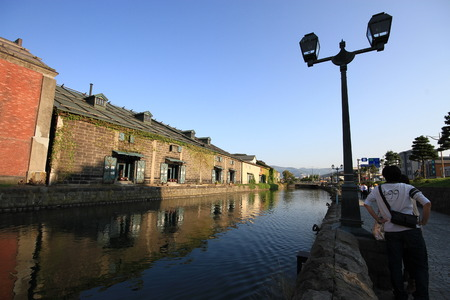 canal: Otaru canal