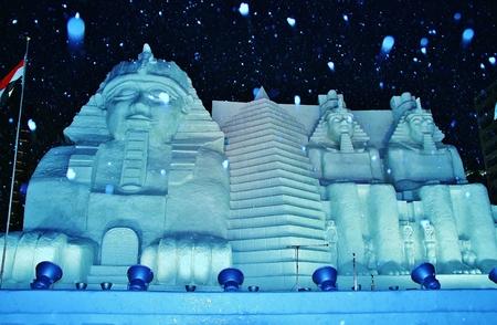 Sapporo Snow Festival Editorial