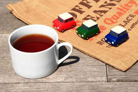 break: coffee break
