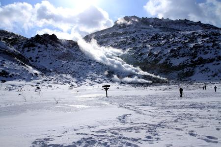 sulfur: sulfur mountain