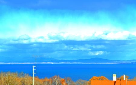 Scenery in the city of Otaru
