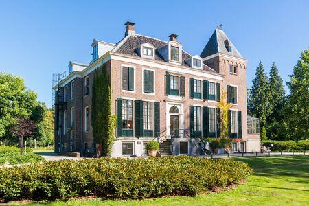 Manor estate Boekesteyn in s Graveland, Gooi district, Netherlands