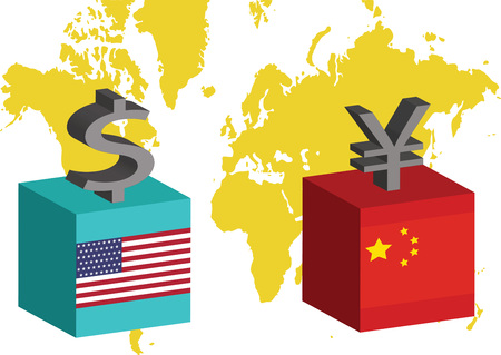 The American Dollar And The Chinese Yuan