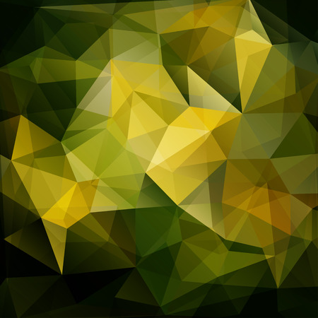 polyhedral: Vector abstract polygonal background
